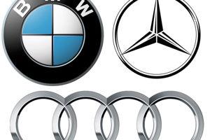 BMW-Mercedes-Audi