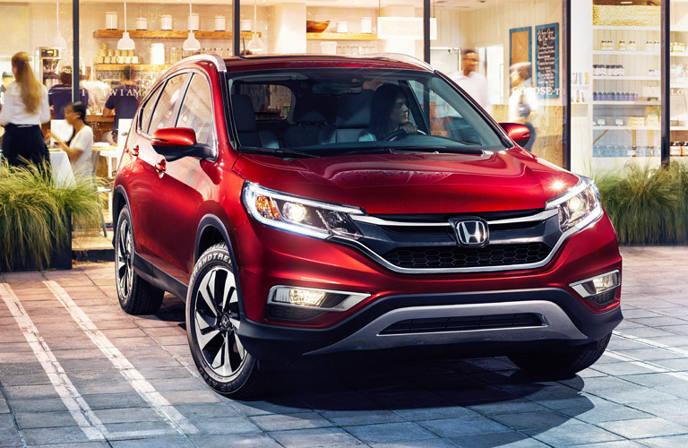 Honda CR-V US model