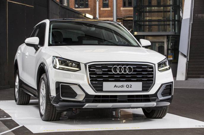Launch Edition Audi Q2 lands Feb 24 - Autotalk Autotalk